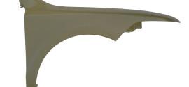 Крыло переднее правое Skoda Superb (2011-2015)