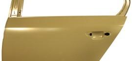 Дверь задняя левая Skoda Superb (2011-2015)
