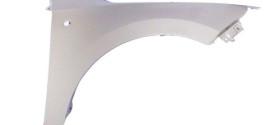 Крыло переднее правое Skoda Rapid (2011-2015)