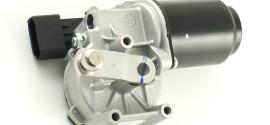 Мотор стеклоочистителя переднего Skoda Rapid (2011-2015)